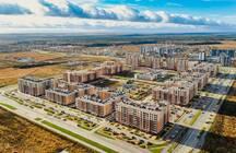Жилой квартал на 14 тысяч семей в пригороде Петербурга прирастает двумя новостройками