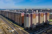 В новом районе-«миллионнике» на юге Петербурга сдали одиннадцатую очередь