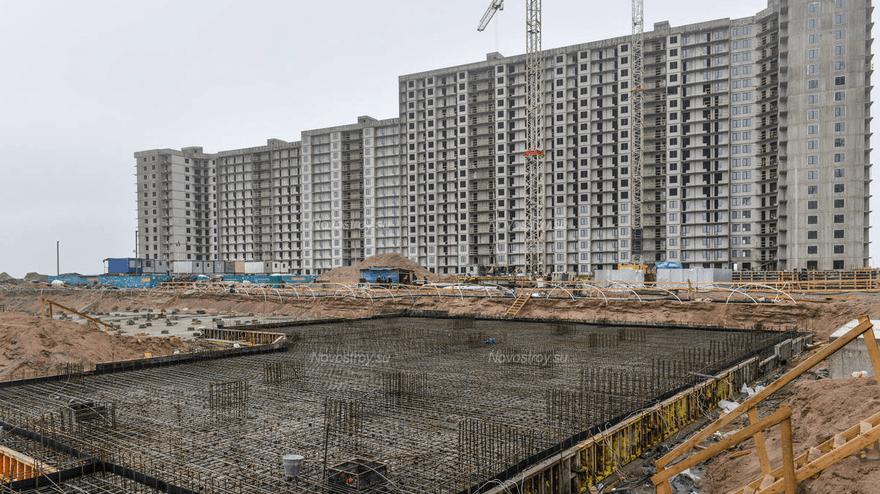 Михаил Мень: появление компенсационного фонда увеличит объем долевого строительства