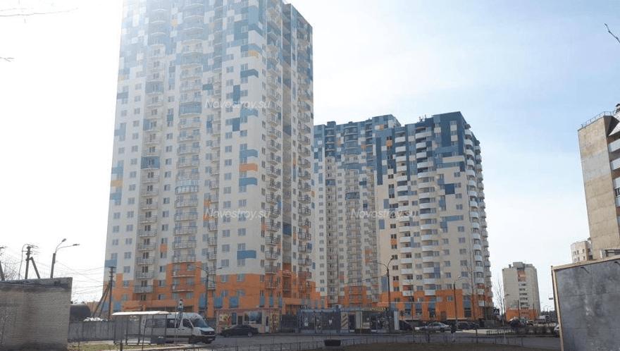 Долгострой на600 квартир сдали вПетербурге
