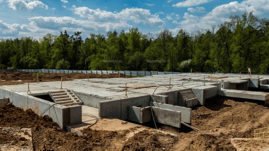 ГК «Гранель» приступила к строительству нового корпуса в «Государеве доме»