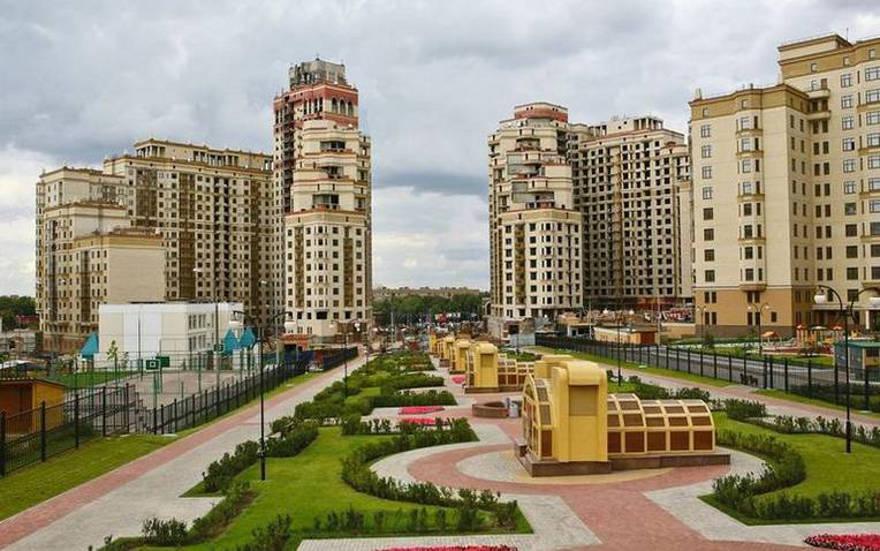 Спрос на элитную недвижимость в Москве вырос на 7% , 1 марта 2018 ...