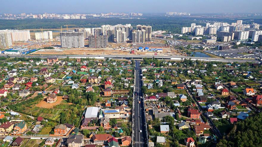 Власти вложат ещё 7 триллионов рублей в Новую Москву