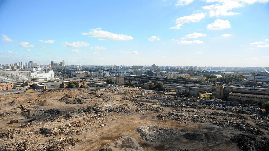 На месте бывшей промзоны в ВАО появится жилой квартал
