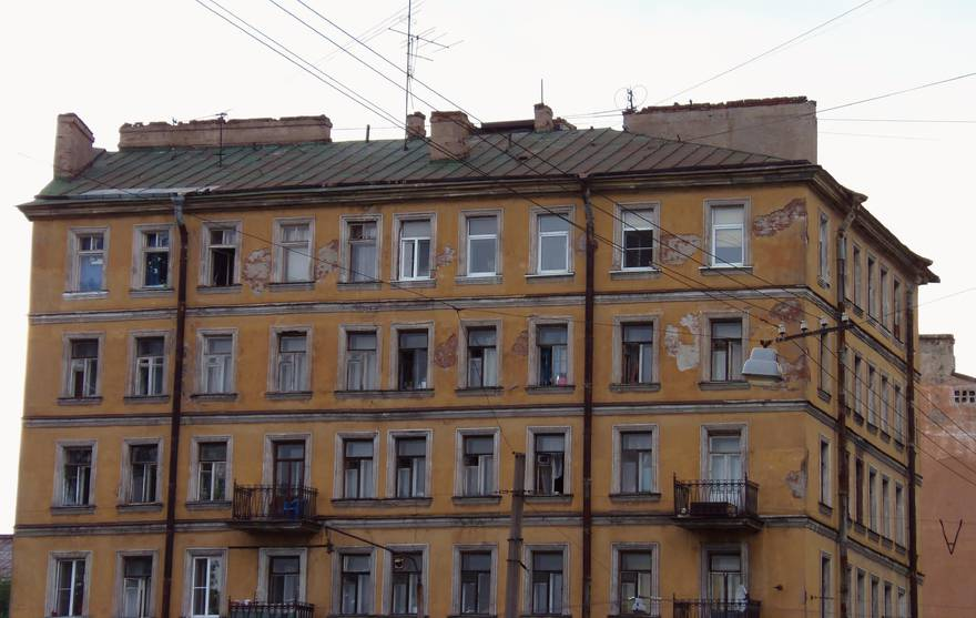 Власти узаконят ветхое жильё