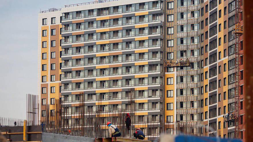 В Москве сокращаются объёмы предложения жилья