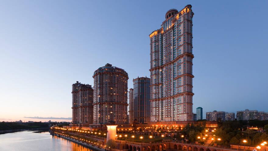 Эксперты: в 2018 году продажи жилья премиум-класса в Москве выросли втрое