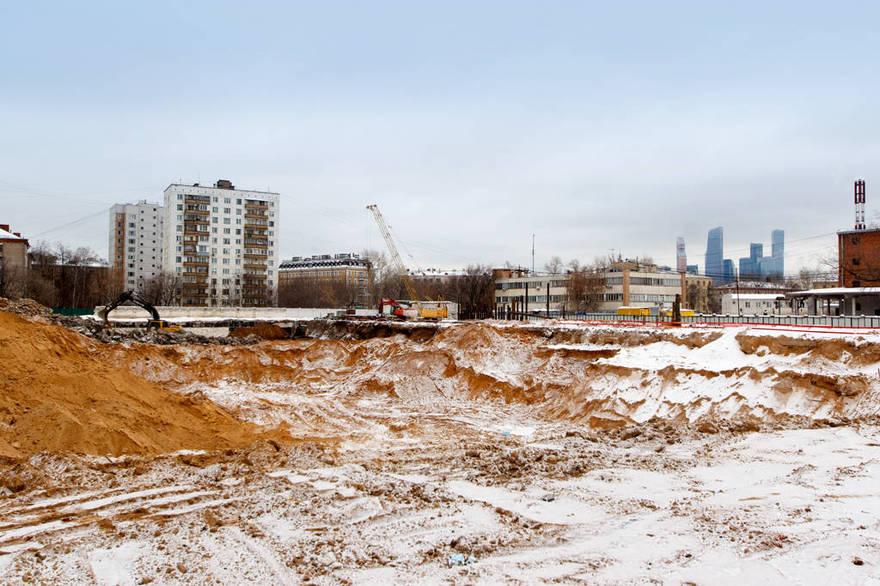 «Нерезиновая» Москва: объем разрешений на строительство превысил 25 млн квадратных метров