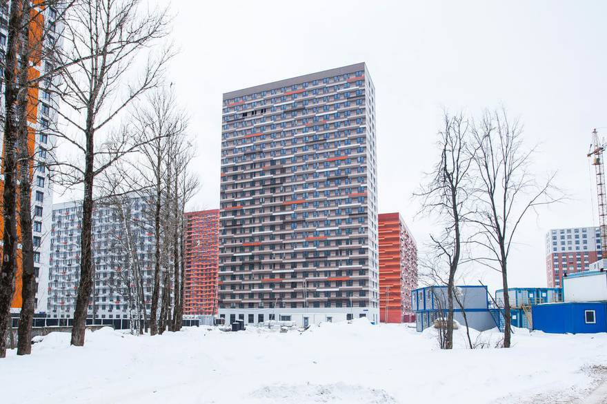 Миллион «квадратов» нового жилья появится в Москве