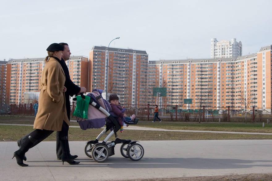 Депутаты на 450 тысяч хотят облегчить ипотечное бремя для семей с детьми