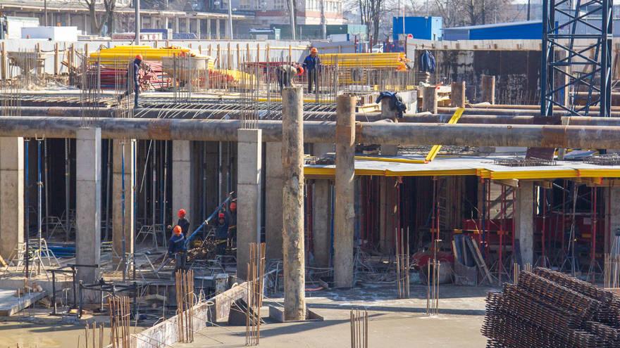 В Московском районе началось строительство детского сада