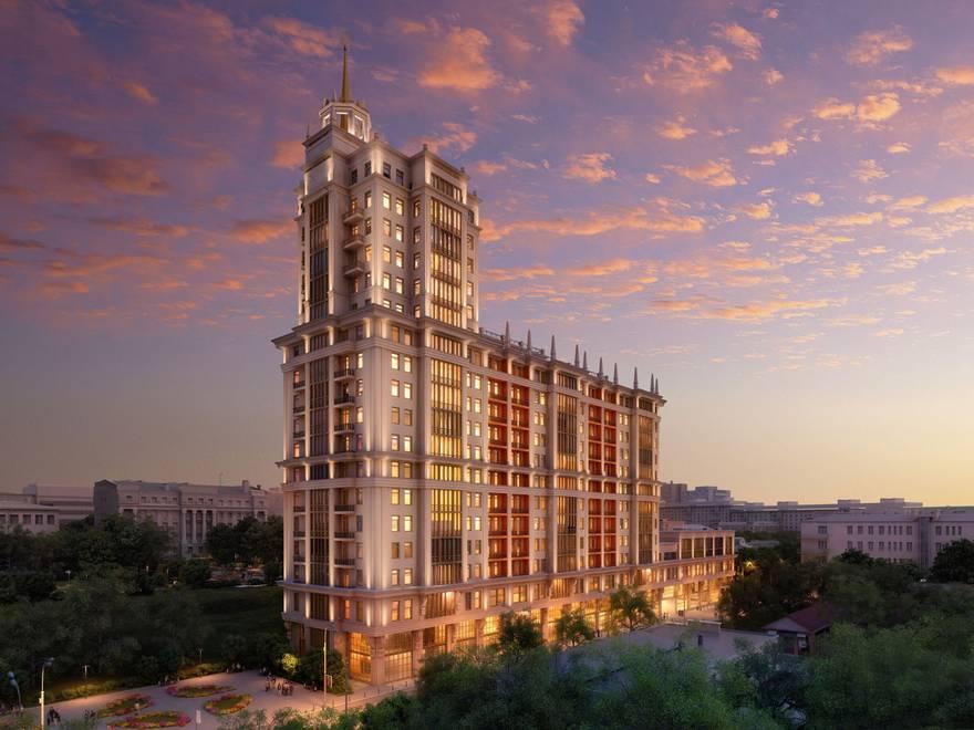 Эксперт: в Москве, Берлине и Франкфурте цены на элитные квартиры дорожают с почти одинаковой скоростью