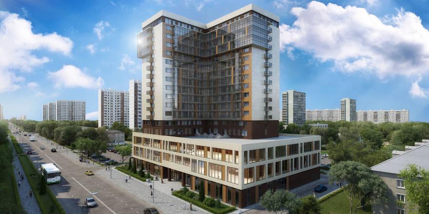 Цена «квадрата» апартаментов впервые сравнялась и обогнала цену «квадрата» жилья