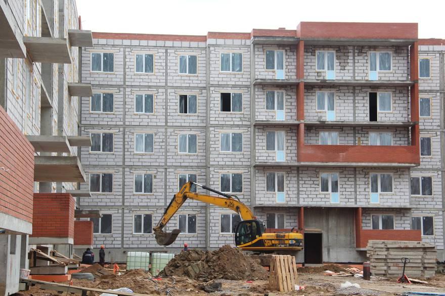 Паника на строительном рынке порождает «мертвые души» дольщиков