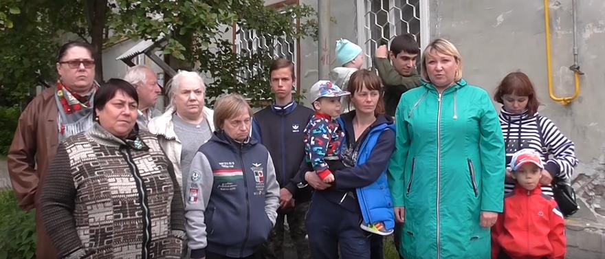 Уральцы предложили Путину переселить чиновников в их аварийное жилье