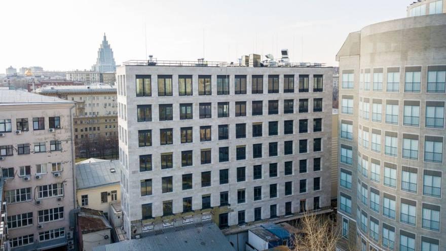 В центре Москвы сдали апарт-комплекс премиум-класса , 2 сентября ...