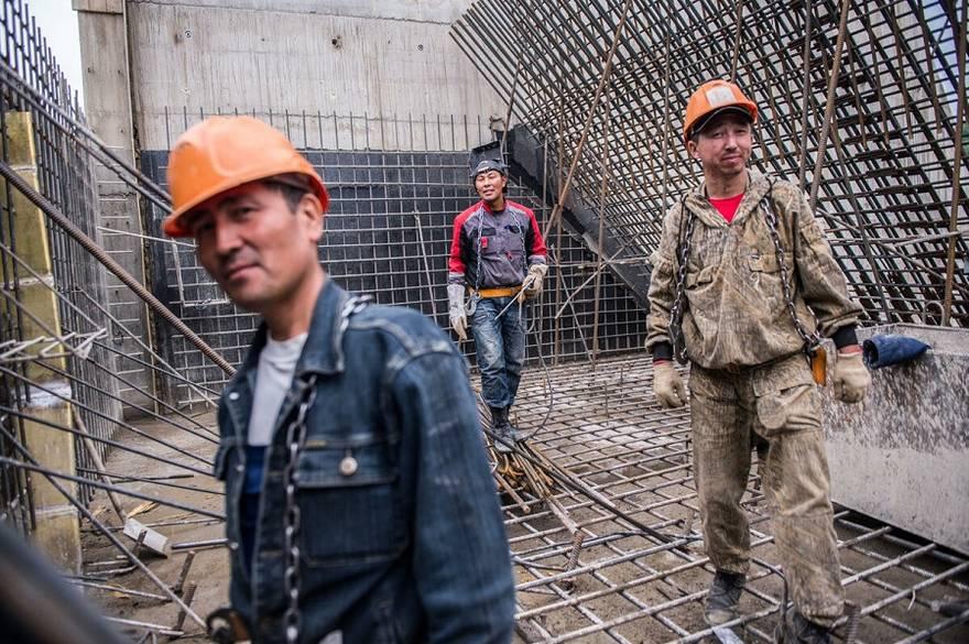 Таджикских рабочих ожидает строгий отбор