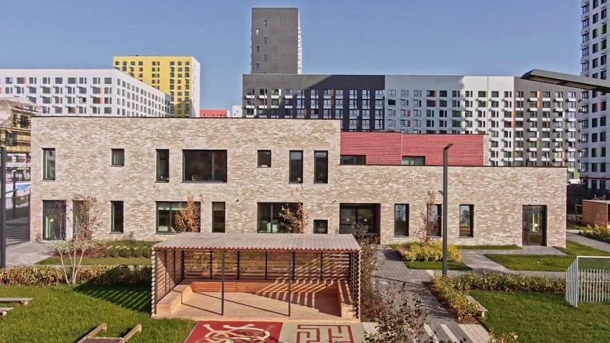 В «Бунинских лугах» сдали второй детский сад на два месяца позже обещанного