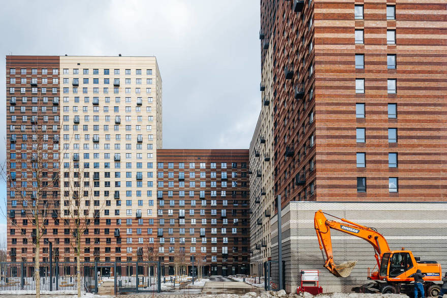 Спрос на подешевевшие столичные квартиры бизнес-класса вырос сразу на четверть