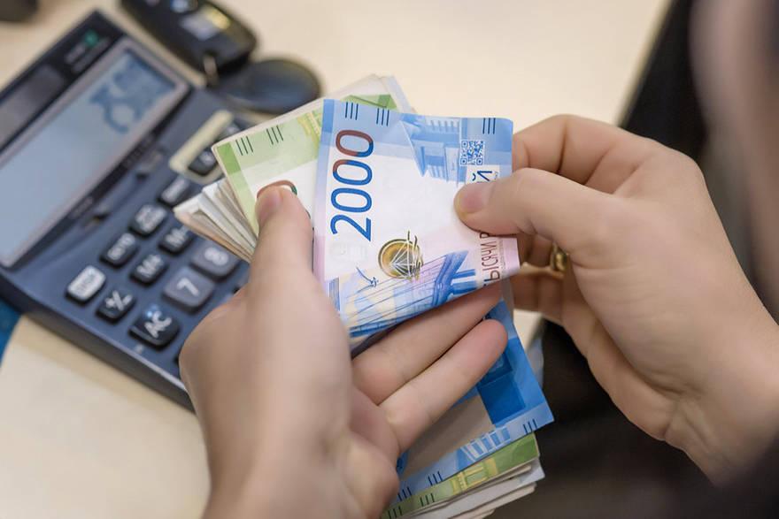 Средняя зарплата в РФ выросла на 6%