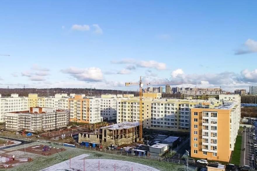 Жилой комплекс «Новоорловский» — проект застройщика «ЮИТ»