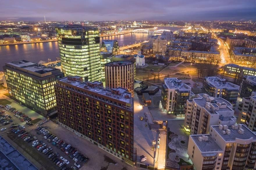 ЖК «Новый город» в Петербурге