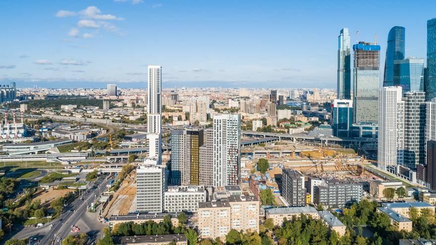 В 2019-м в ЦАО сдано 52 новостройки общей площадью 1 млн 191 тыс. кв. м