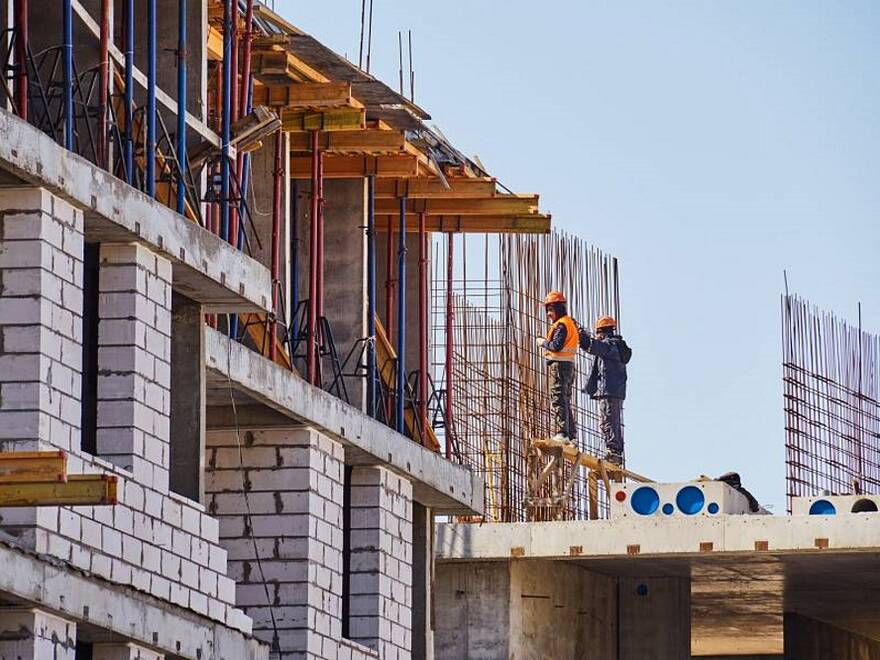 Количество участников строительного рынка рискует сократиться