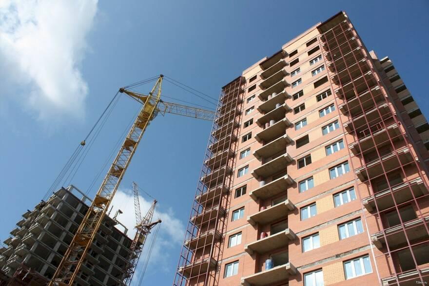 Строительство по новым правилам обходится сейчас застройщику дороже на 4,5%-6%