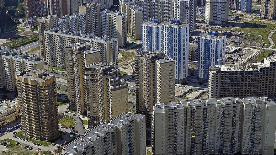 За 10 лет дома в России стали на треть выше