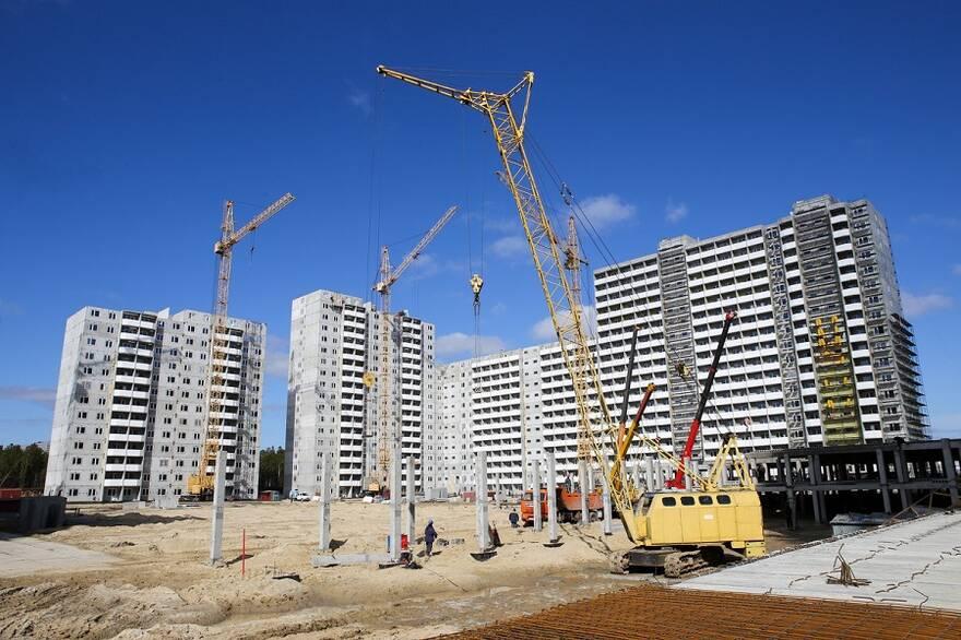 Девелоперам автоматически продлят разрешения на строительство на год