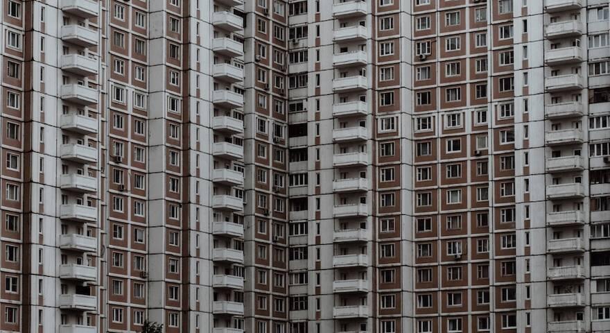 За месяц на вторичном рынке недвижимости не было ни одной онлайн-сделки
