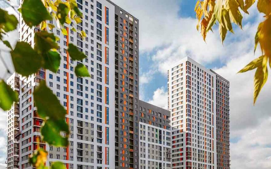 Квартиры в новостройках двух столиц в среднем дорожают на 110 тыс. рублей в месяц