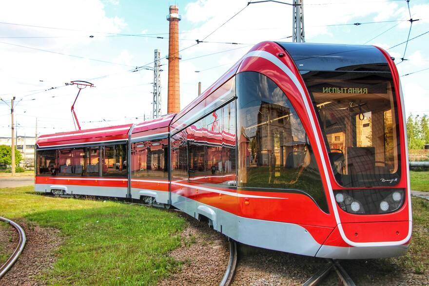 В Мурино появились планы пустить трамвай до Парнаса