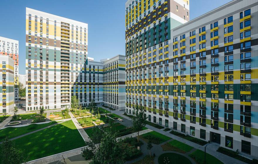 За время кризиса цены на квартиры в сданных новостройках выросли на 7%