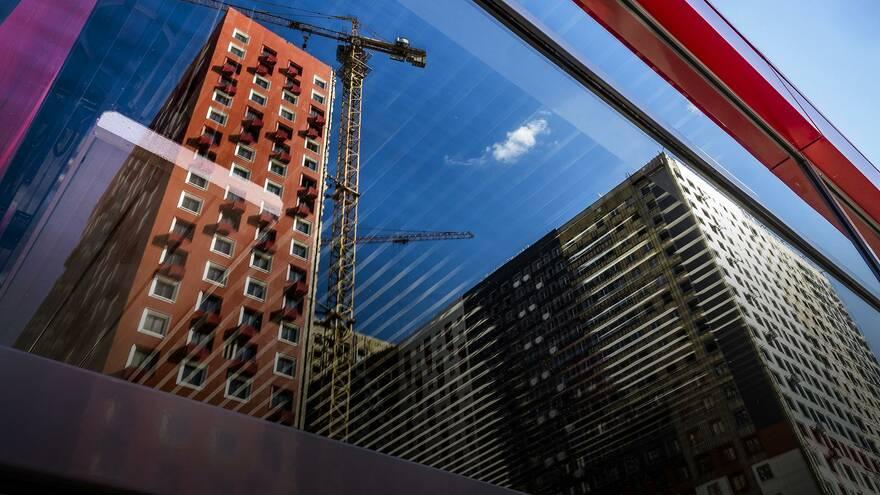 В Москве и Петербурге с начала 2020 года до 50% уменьшилось количество новых проектов на рынке недвижимости