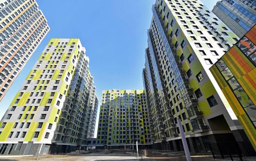 Субсидии по кредитам для девелоперов поддержат строительство 4 млн квадратных метров жилья