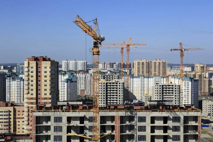 В столице в мае 2020 года взяли на 65% ипотек меньше, чем годом ранее, в Петербурге показатели более стабильны