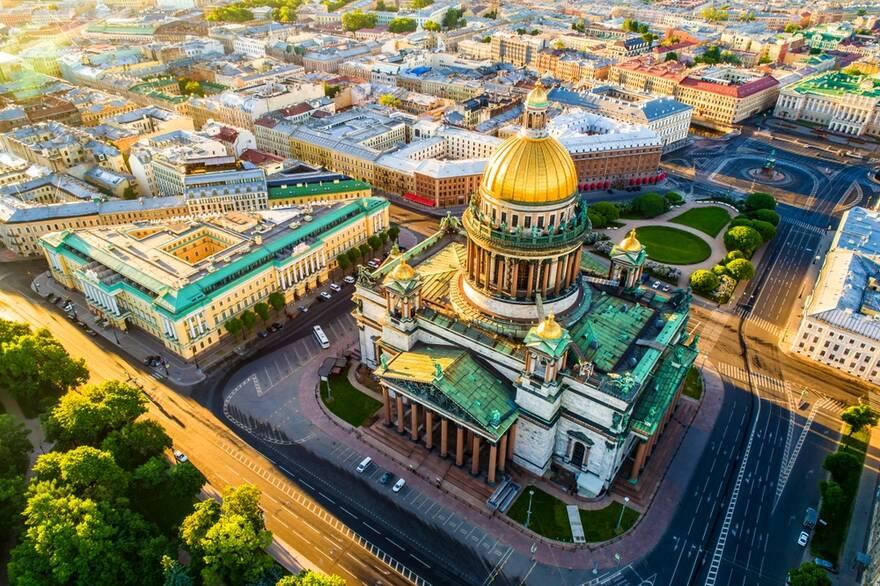 Рост цен на жилье в Петербурге составил 14% при отрицательном показателе столицы