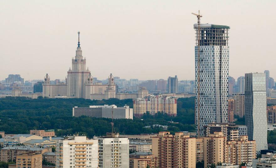 Цены на аренду в Москве за месяц снизились на 2%
