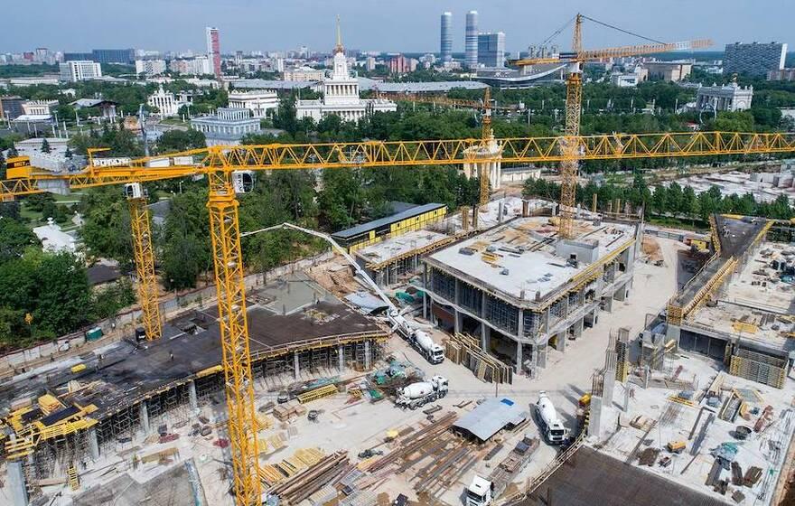 Эксперты рассказали, какие российские строительные технологии востребованы за границей