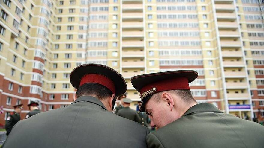 Власти предложили изменить условия военной ипотеки