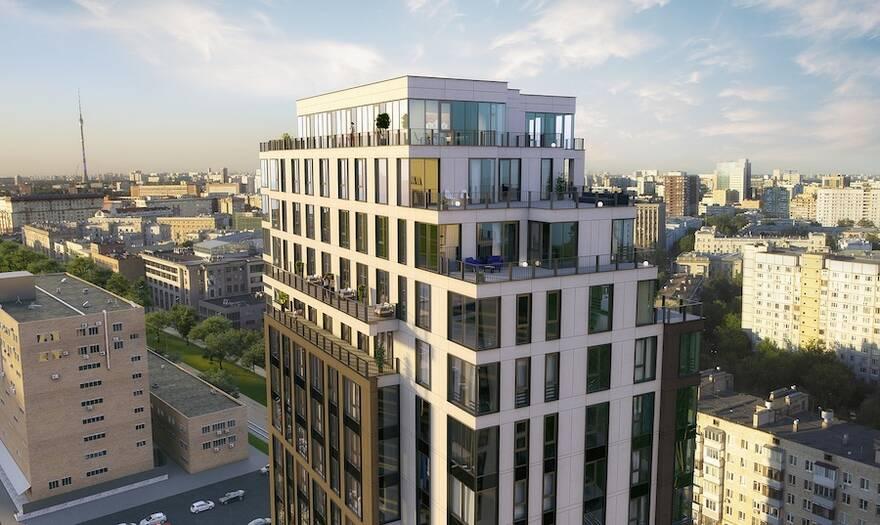 Девелоперы сокращают число новых апарт-комплексов в Москве, ожидая завершения программы госсубсидирования ипотеки на жильё