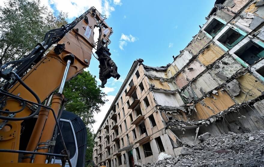 Власти предложили запустить реновацию по всей стране
