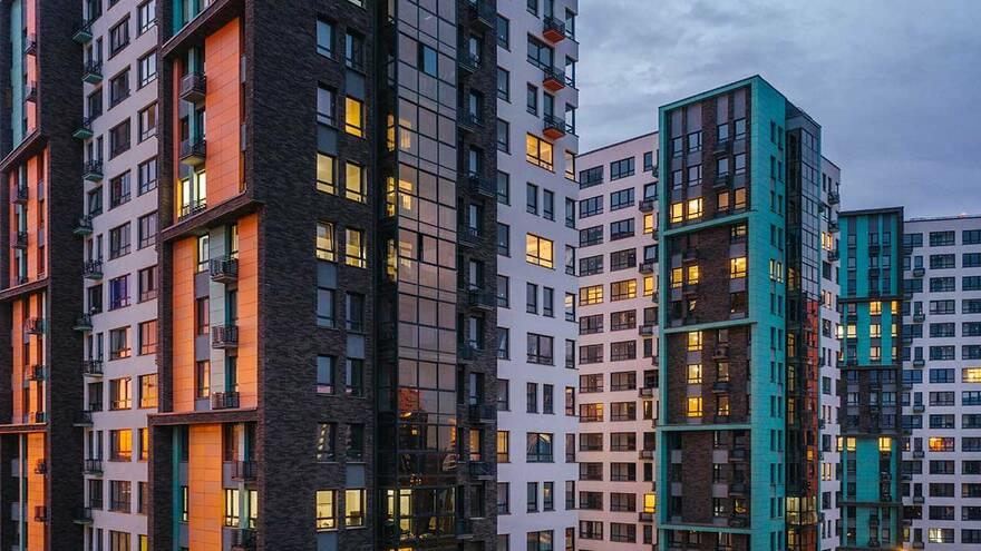 Стоимость аренды жилья в Москве и Петербурге упала в среднем на 11%