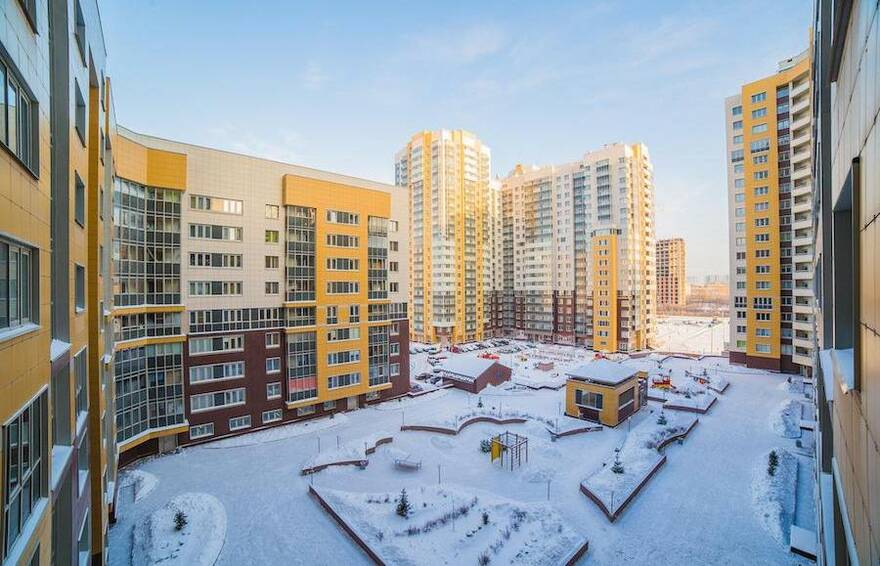 На большие скидки перед Новым годом покупателям жилья рассчитывать не приходится