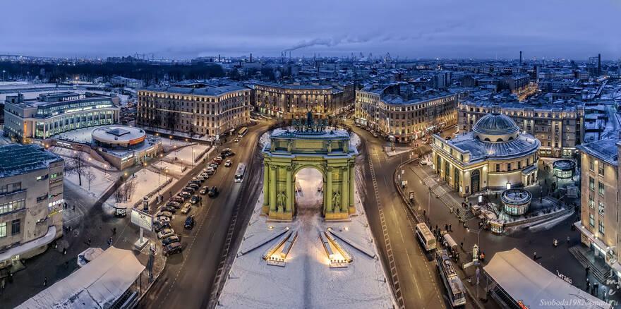 Петербург в пятерке мировых лидеров по взлету цен на жилье