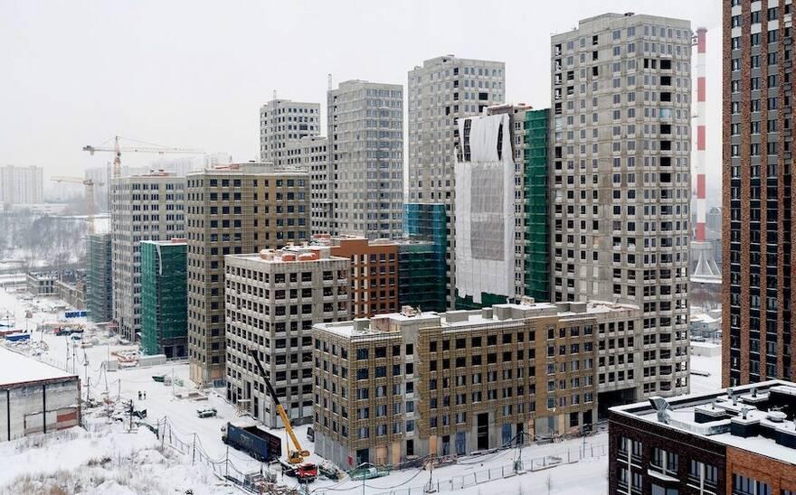 Рынок жилья угодил в «засаду»: на новое строительство нет ни денег у властей, ни ресурсов у девелоперов