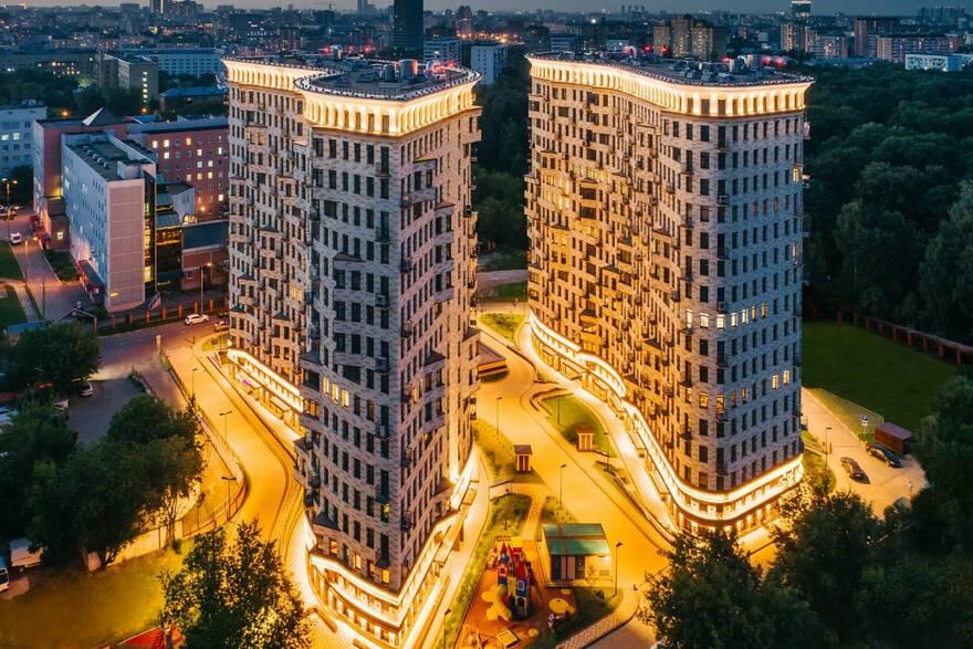 Богатые «прячут» деньги в бетон: продажи элитной недвижимости побили шестилетний рекорд