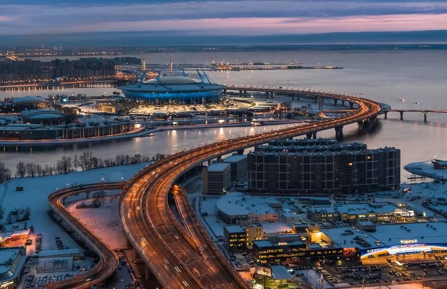 Жилья в Петербурге будут строить меньше
